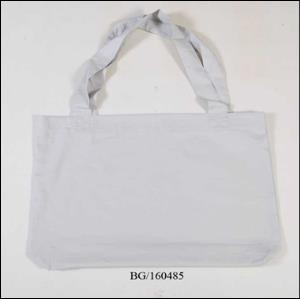 Plain Dyed Cotton shopping bags Stock