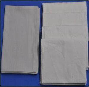 100% COTTON MILLMADE  FLAT SHEET STOCK- Cotton Satin Fabric