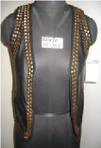 Pure Leather Ladies Vest