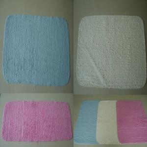 Light weight Latex backed Cotton Tufted Bathmats