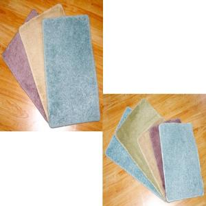 Poly prolene Shaggy mats  With latex backing