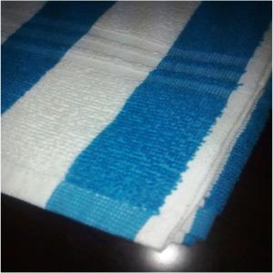 Cabana Stripe Beach  Towel Stock