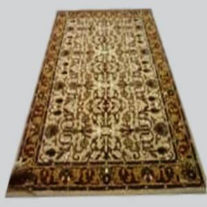 Designer Pattenred Cotton rug Stock