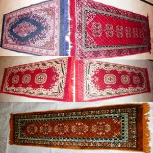 Quilted Rugs Stock