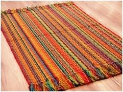 Cotton Stripe Rug