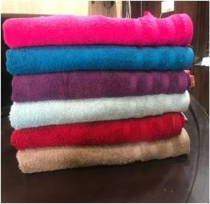 Ring Spun Terry Bath Towels