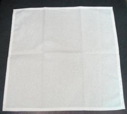 100 % Cotton 4 Pc Solid Napkin Set