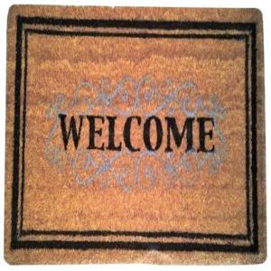 PVC Printed Coir Doormat