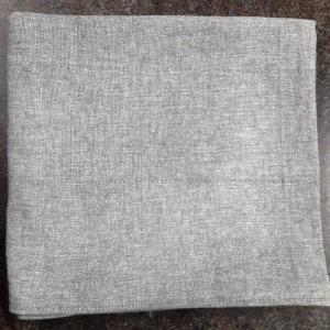 Chambray (warp black weft white) IKEA Bedspread