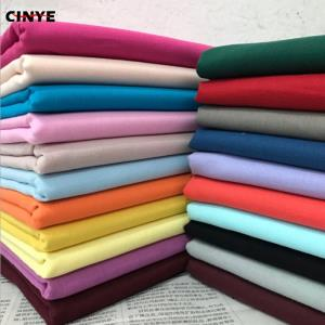 Polyester fabric of different variety, quality and ranges in