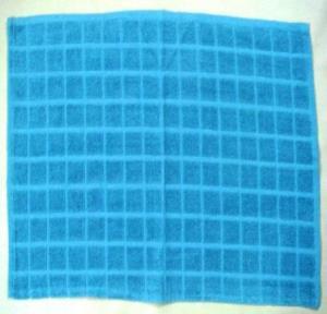 Check Design terry Kitchen Towel