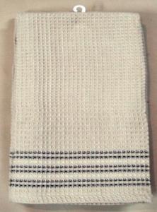 Heavy Quality Dobbie & Jacquard  Kitchen Towels 2 pcs set