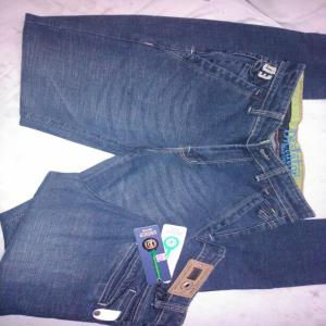 Jeans stock