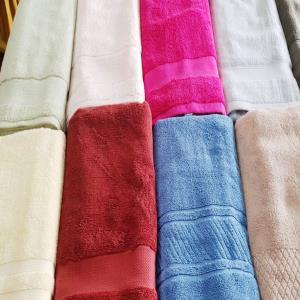 Dobby Bath towels