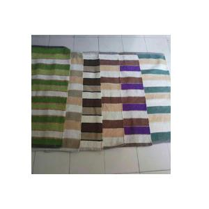 Chenille Striped  Rug Stock