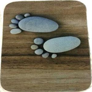 Digital doormats- Polyester Non Woven With gel back