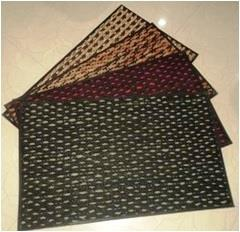 Coir Dot Matting Rubber Moulded Mats
