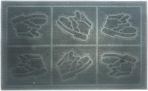 Rubber Pin Mat