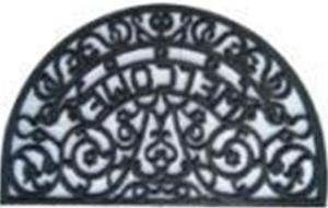 Rubber Iron Mat
