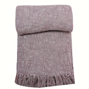 TROW COTTON STONE WASHED THROW