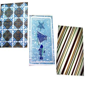 Printed Rugs Stock.
