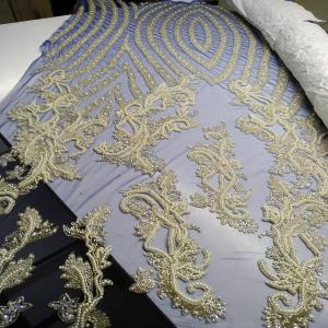 Nylon Embroidery Fabric