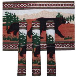 MyMadison Home Bear Placemats Set of 6