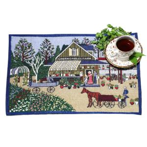 MyMadison Home Harvest Season Fall Thanksgiving Placemats
