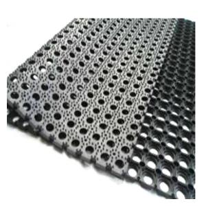 Rubber Hollow Mat stock