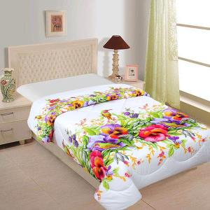 Set of 3 Printed Comforters (Single & Double)