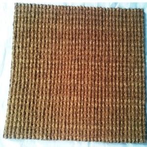 SK25-100% COIR NATURAL WITH 4 SIDE GLUE- LATEX BACKED