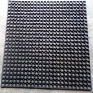 RUBBER HOLLOW MAT 16 MM