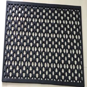 IRON ROD MAT