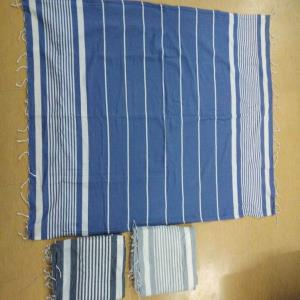 One side Terry Foutah Towel