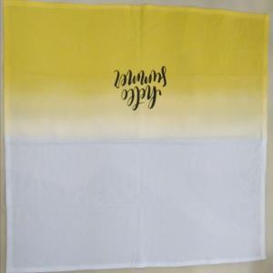 Oversized Printed Napkin