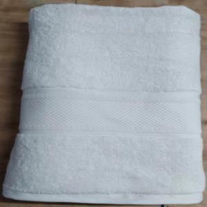 White Terry Towel Stock