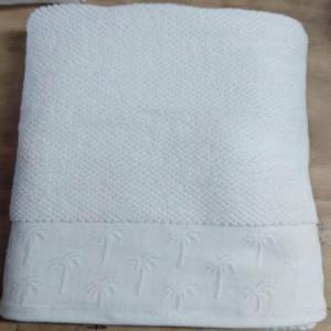 White Terry Towel Stock