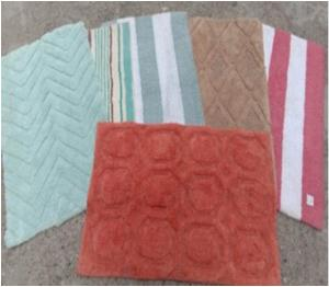 Designer Heavy Quality Bathmats