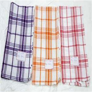 Check kitchen towel- Set of 3