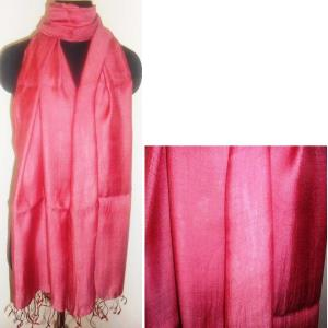 Silk-Viscose scarf stock