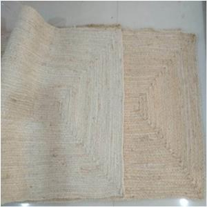 HandWoven Jute Braided Rug