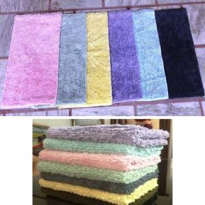 soft finish  Bathmats stock