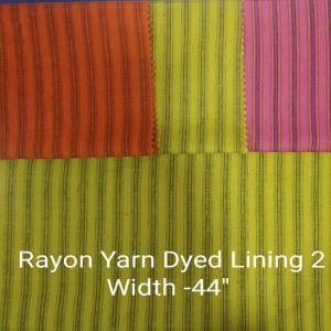 Rayon Plain
