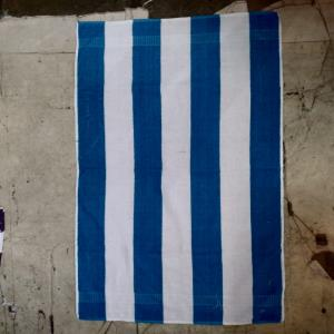 TERRY TOWELS STRIPED