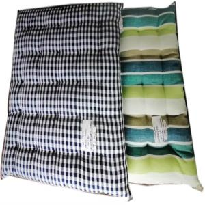 Recron Filled Cotton Chairpads