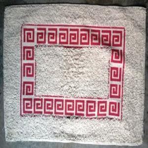 Printed Bathmats