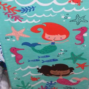 approx 4000-5000 Printed Beach Towels in these designs in stock