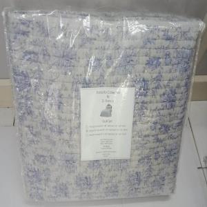 Cotton Velvet Quilt Set