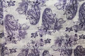 Printed  Cotton Table Cover/Bed Cover