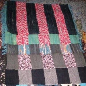 Stripes Chindi Rugs